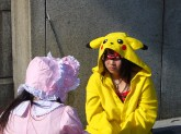 Pikachu and friends