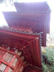 Rainy pagoda