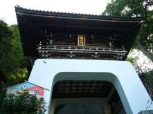 Yuki-at-White-Island-Gate