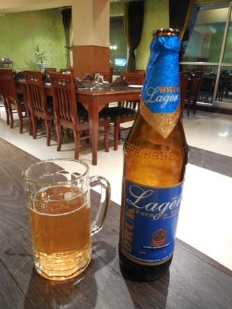 Druk Lager - tastes a bit like pissy water
