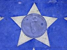 Martin Palermo's footprint