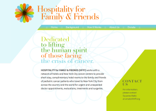 Hospitality for Family and Friends