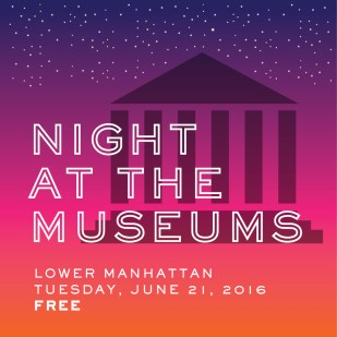Branding and Promotional Materials for Night at the Museums