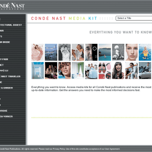 Condé Nast Digital Media Kit