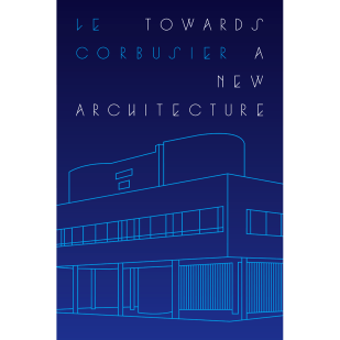 """Towards a New Architecture"" Cover for ""Recovering the Classics"""