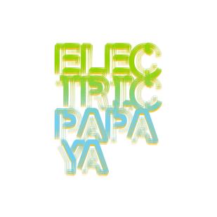 Electric Papaya