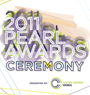 2011 Pearl Awards Branding