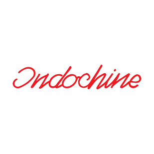 Indochine (Recreation of the Iconic Neon Sign)