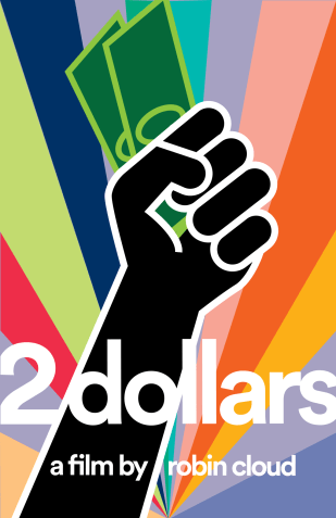 "Poster for ""2 dollars"""