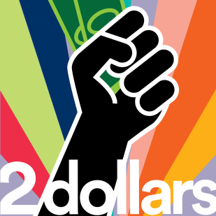 """Poster for """"2 dollars"""""""