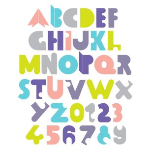 Typeface Design: Venus 86