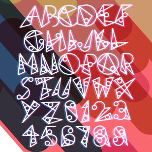 Typeface Design: Jupiter 76