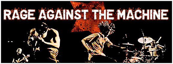 Rage Against the Machine Official Website