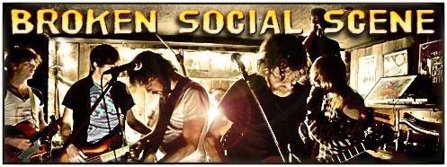 Broken Social Scene's Official Website!