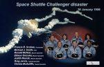 NASA Space Shuttle Disaster 1986