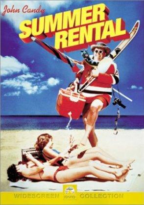 Summer Rental 1985 movie