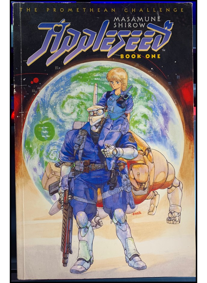 Appleseed Book 1