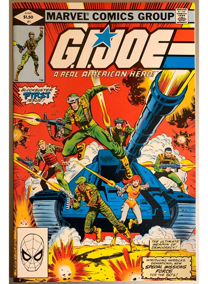 G.I. Joe Issue #1