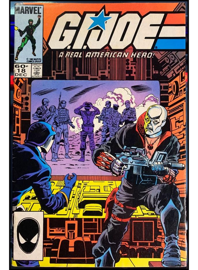 G.I. Joe #18