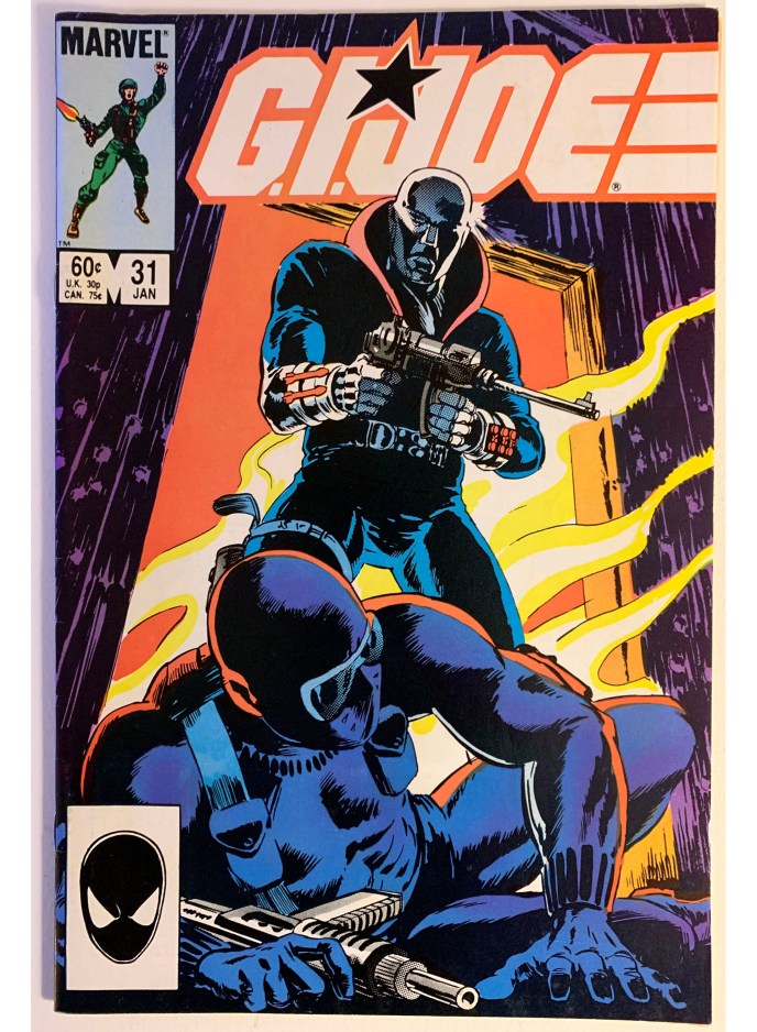 G.I. Joe #31