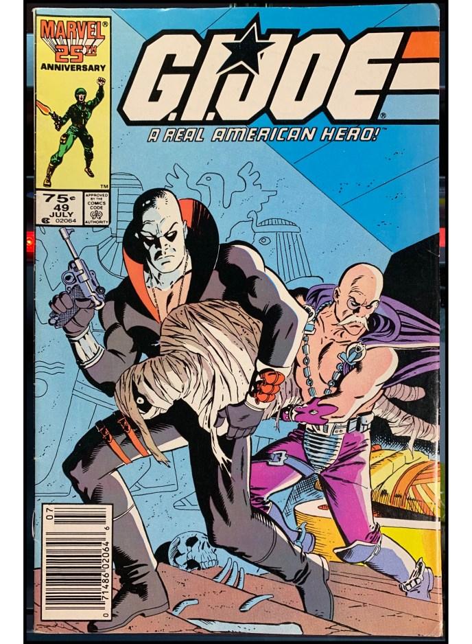 G.I. Joe #49