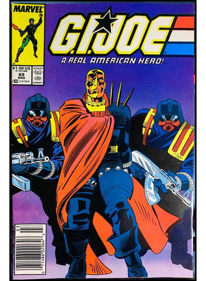 G.I. Joe #69