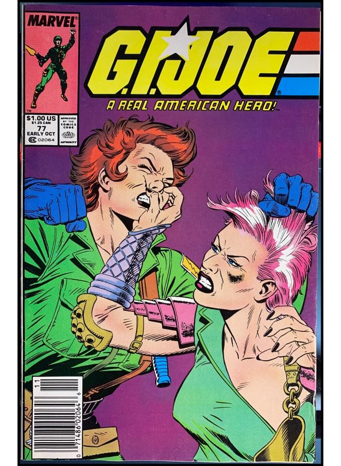 G.I. Joe #77