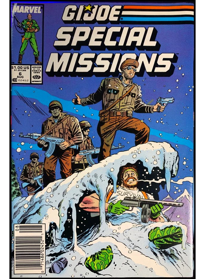 G.I. Joe Special Missions #6