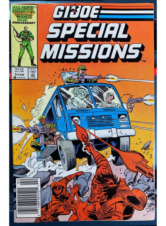 G.I. Joe Special Missions 3