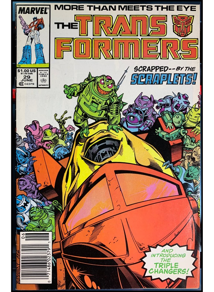 Transformers #29