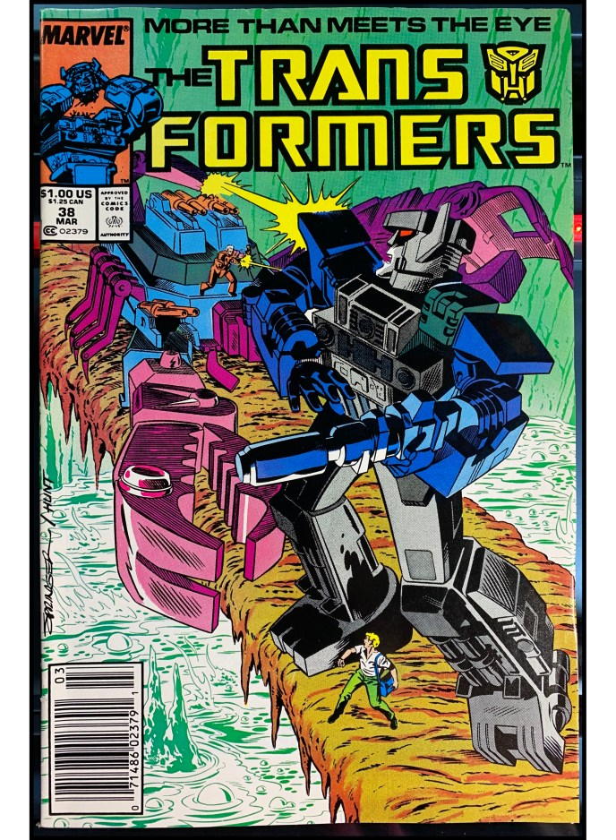 Transformers #38