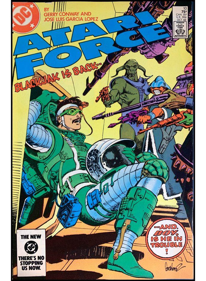 Atari Force (1984) #10