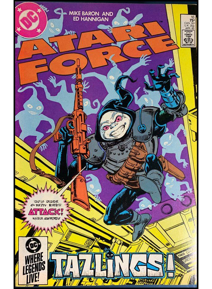 Atari Force (1984) #16