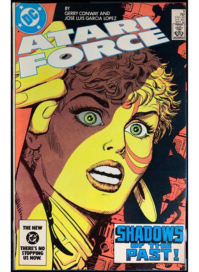 Atari Force (1984) #9