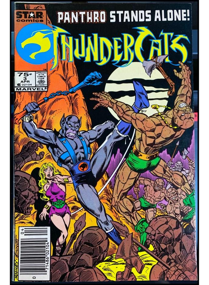 Thundercats #3