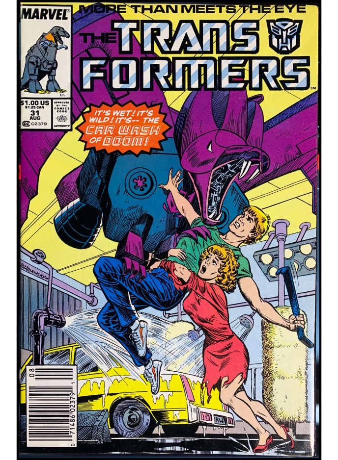 Transformers #31