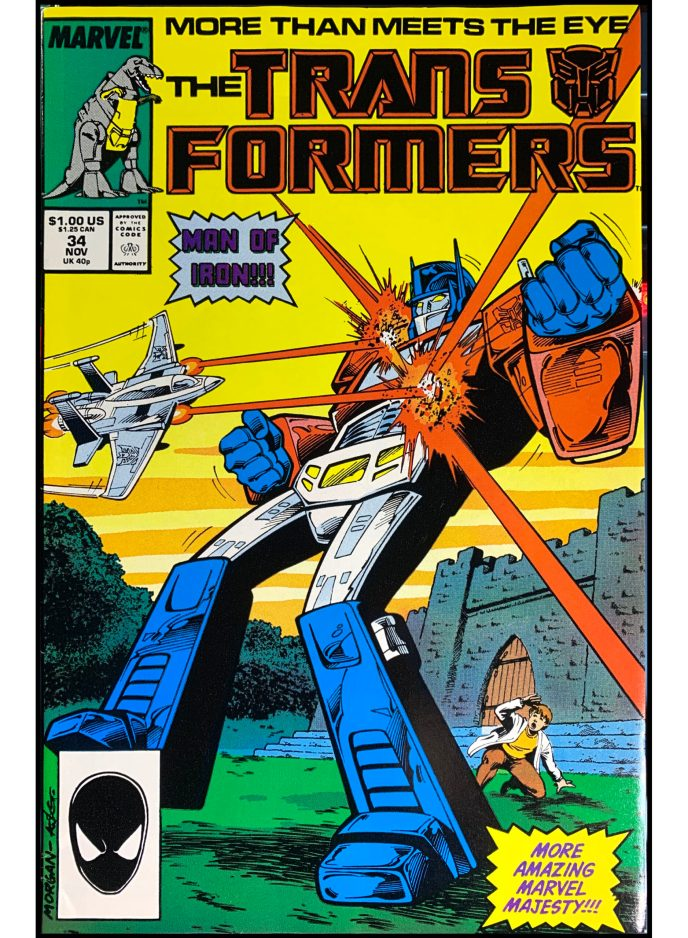 Transformers #34