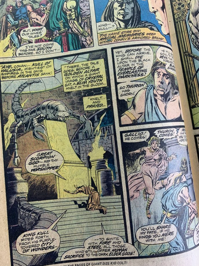 Conan the Barbarian #52 image 4