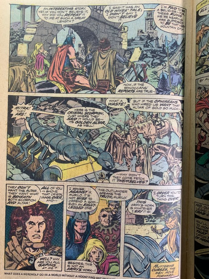 Conan the Barbarian #52 image 6
