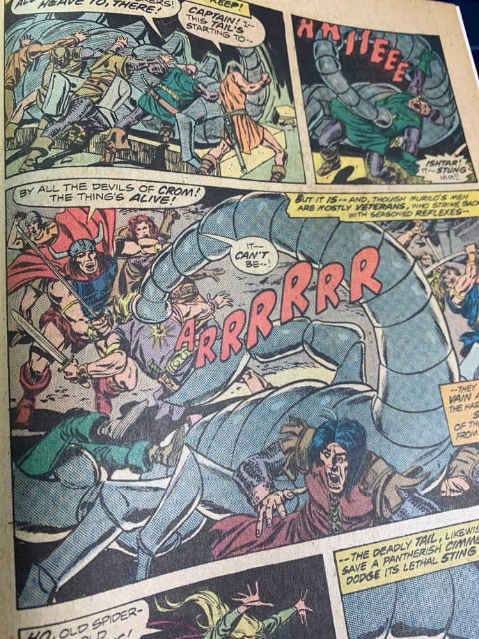 Conan the Barbarian #52 image 5