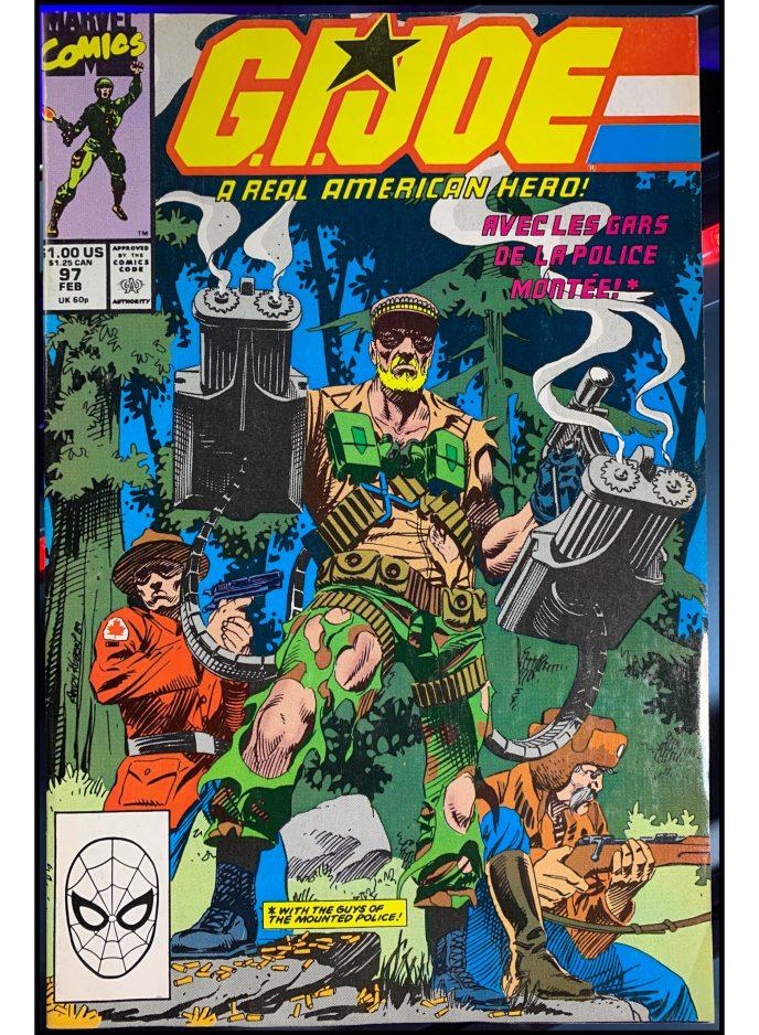 G.I. Joe #97