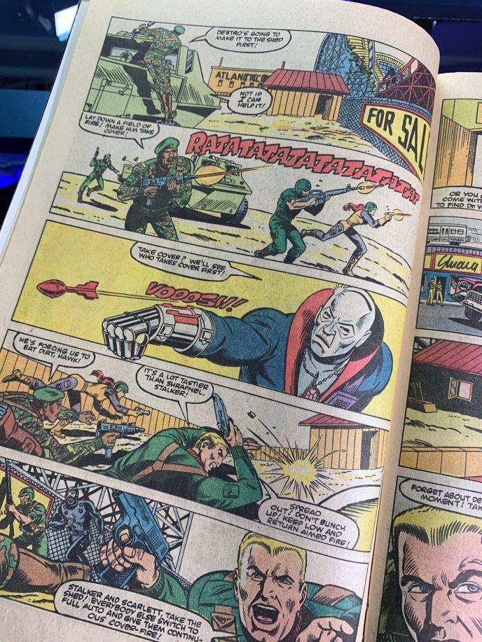 G.I. Joe Comic Book 18 image 4
