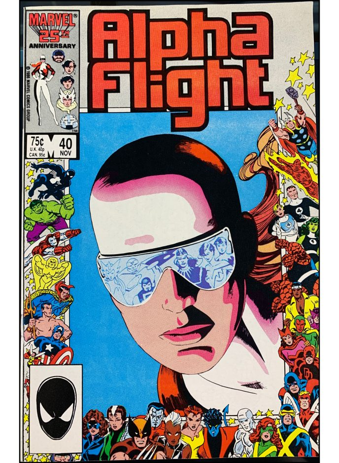 Alpha Flight #40
