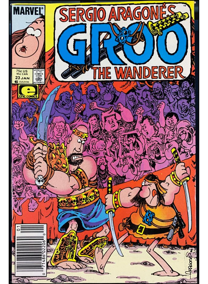 Groo the Wanderer #23