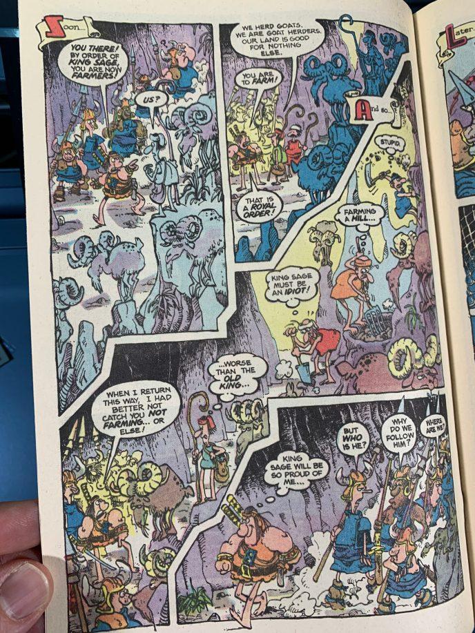 Groo the Wanderer #13 Image 4