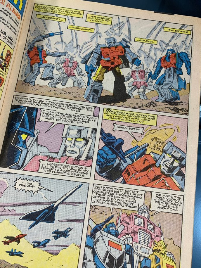 Transformers #21 image 3