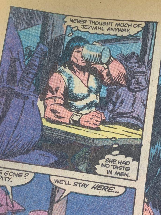 Conan the Barbarian #146 image 3