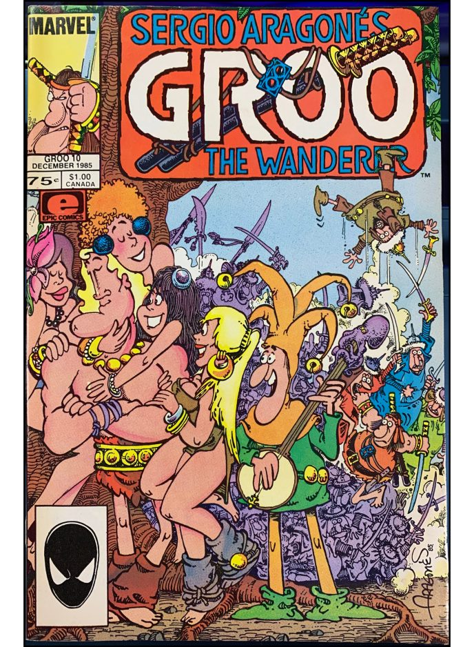 Groo the Wanderer #10