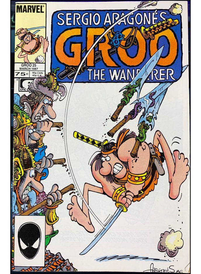 Groo the Wanderer #25