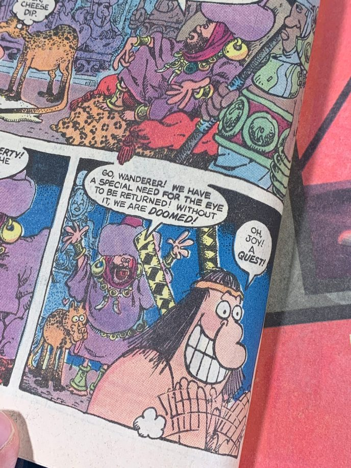 Groo the Wanderer #6 image 3